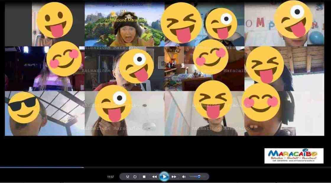 Come festeggiare quarantena compleanni bambini adolescenti ragazzi adulti anziani online a distanza collegamento internet