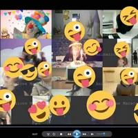 Compleanno online Come festeggiare quarantena lockdown compleanno online bambini distanza Animazione feste online virtuali ragazzi adulti virus casa