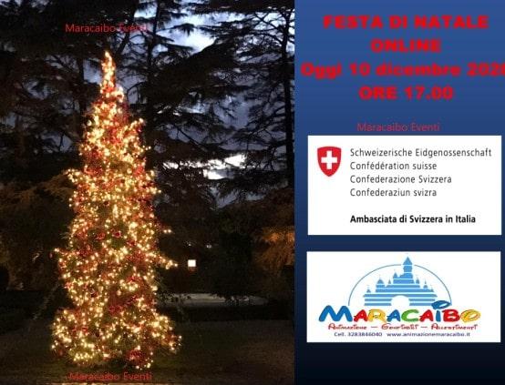 Feste aziende online Evento online Ambasciata Maracaibo festa natale eventi aziendali aziende imprese natalizi