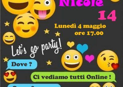 Compleanno online adolescenti 14 15 16 17 18 20 anni virtuali ragazzi on line giovani