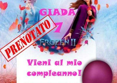 Compleanno online bambini prenotata festa on line compleanni bimbi distanza frozen elsa principesse
